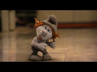 Смурфики 2 трейлер / The Smurfs 2 (2013) русская озвучка