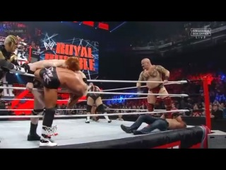 WWE Royal Rumble 2013 �� ������� -
