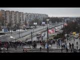 Олимпийский огонь в город Курск 16 января 2014 москва день города 9 мая драка пьяных жесть малолетка с матом